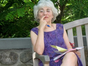 Flash Fiction Writer Marian Kaplun Shapiro